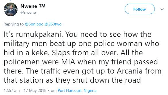 Soldiers storm Port Harcourt police station, arrest DPO over colleague?s murder