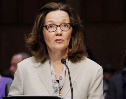 US Senate confirms Gina Haspel as the first?female director of CIA