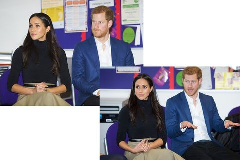 Royal Wedding: How Meghan Markle's body language has changed, expert weighs in (photos)