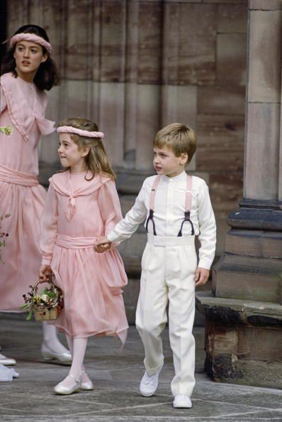 Here are 13 of the most adorable bridesmaid and page boy moments at Royal Weddings over the years (Photos)