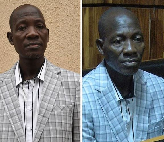 Photo: EFCC arraigns suspected serial fraudster for land scam
