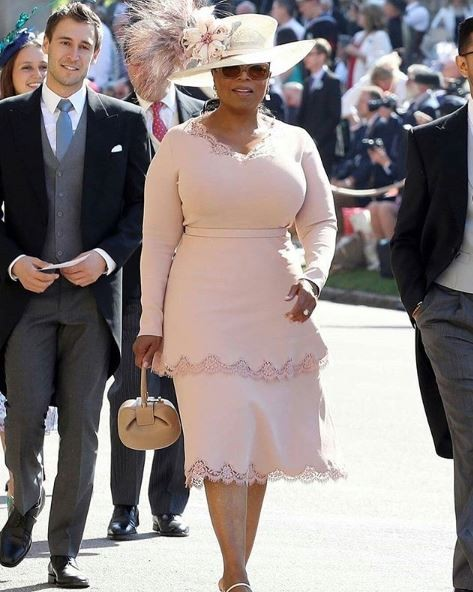 Photos: Oprah, David Beckham, George Clooney arrive?St George