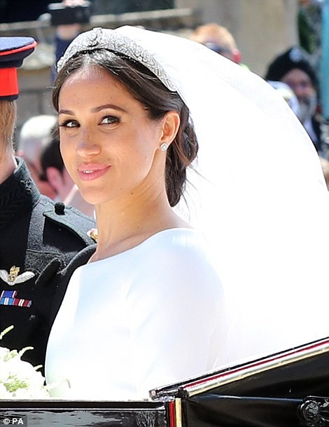 Photos from Prince Harry and Meghan Markle