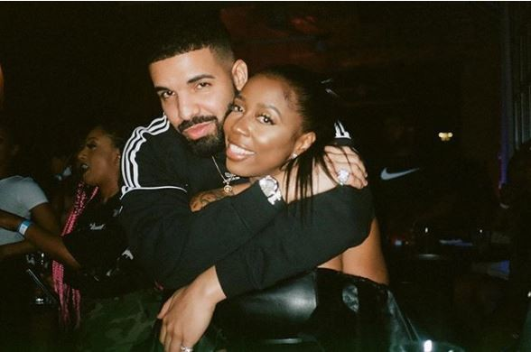 Rapper Kash Doll reveals her boyfriend dumped her because she took a cosy photo with Drake
