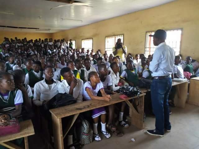 Over 100 students of Idogbo Secondary School, Edo State trafficked to Libya in four months