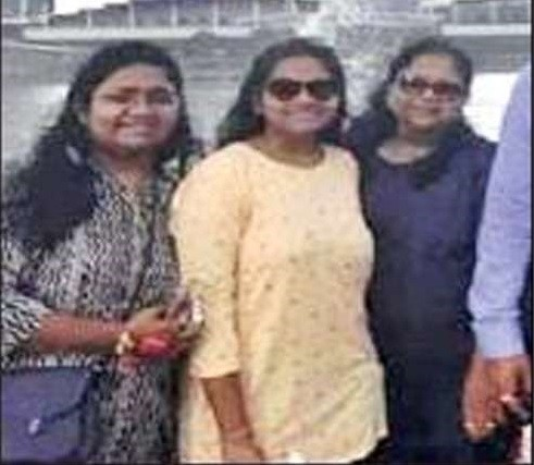 Debt-ridden Indian businessman kills his wife and two daughters in their sleep