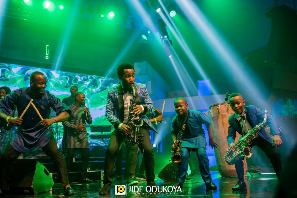 Unforgettable and remarkable... Beejay Sax Live 2018
