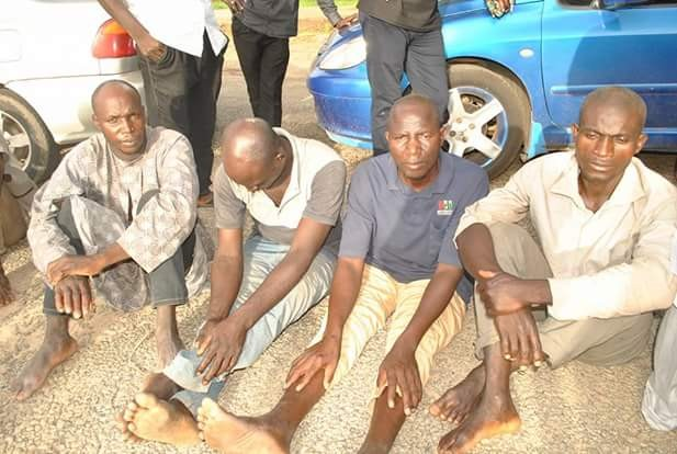 Niger State Police parade 16 suspects for attack on Indian national, cattle rustling, car theft, illegal possession of firearms