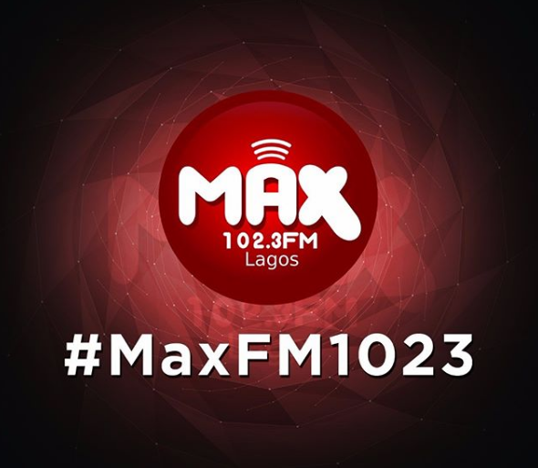 102.3 Max FM ranked No.1 music station in Lagos