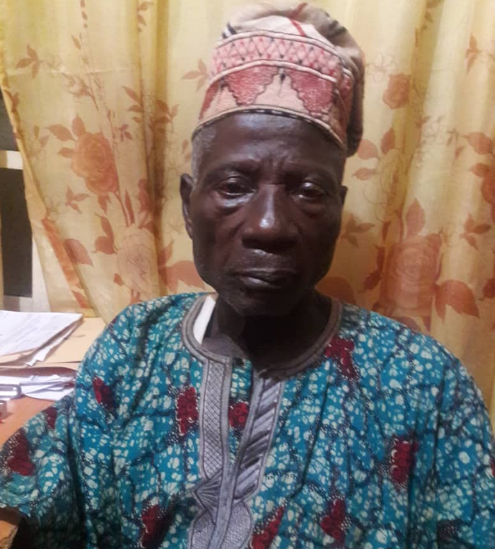 73-year-old man arrested for allegedly raping a 14-year-old girl multiple times till she got pregnant