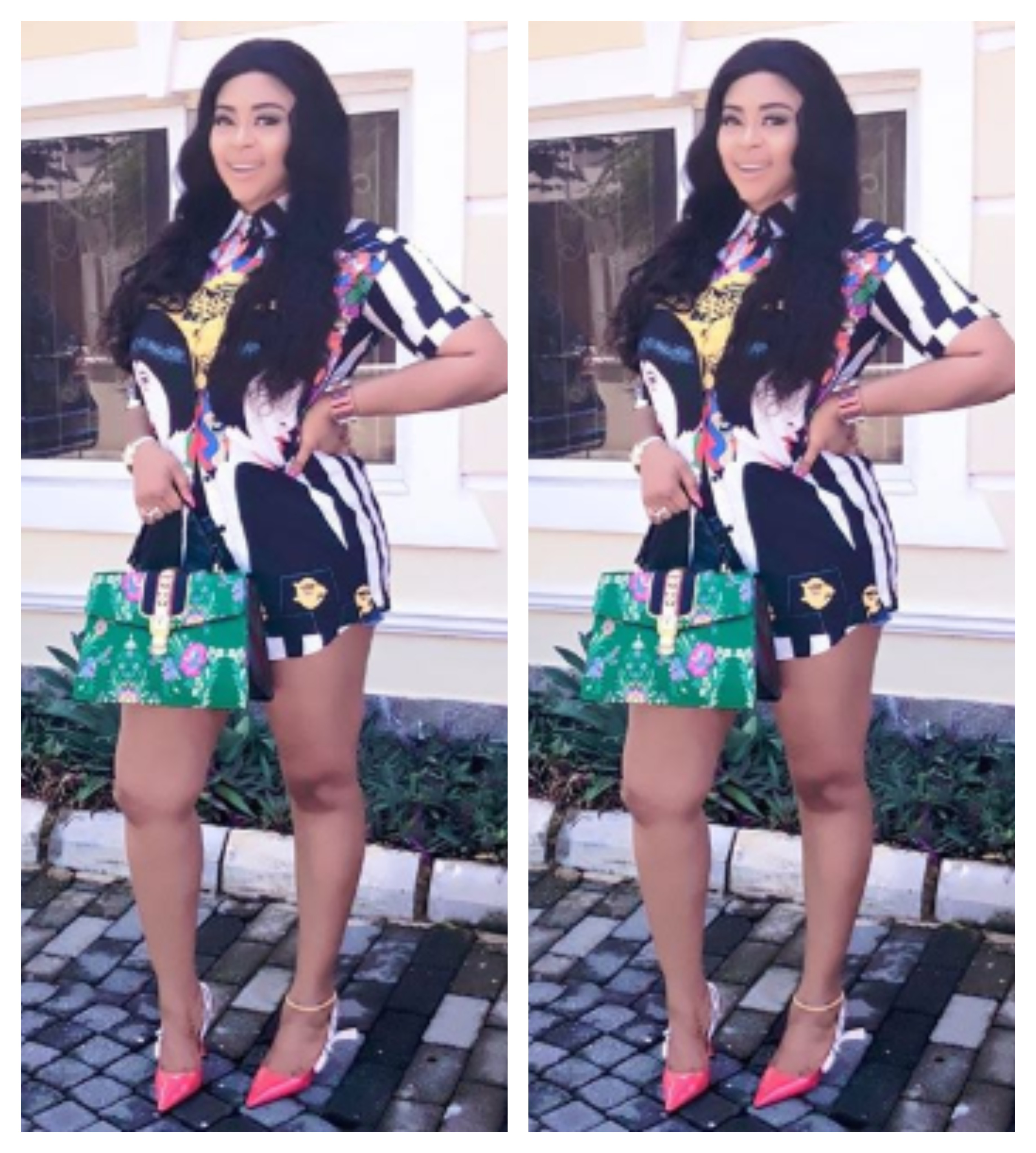 Actress Mimi Orjiekwe reacts to reports that she is pregnant for a Warri-based billionaire