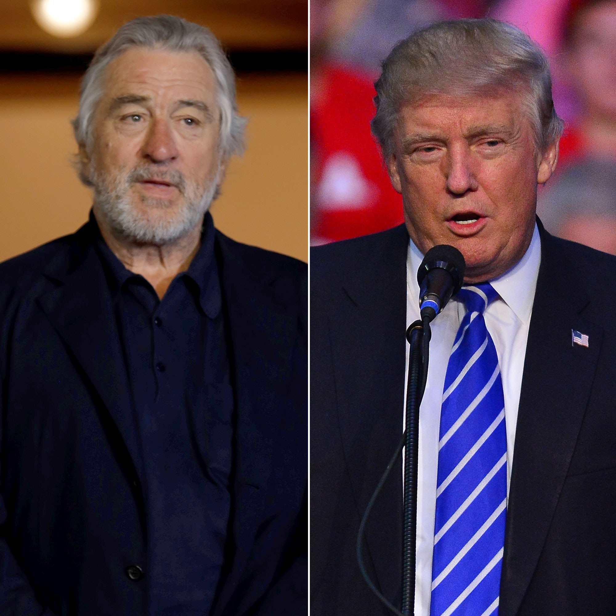 Robert De Niro says Donald Trump is banned from Nobu restaurants worldwide