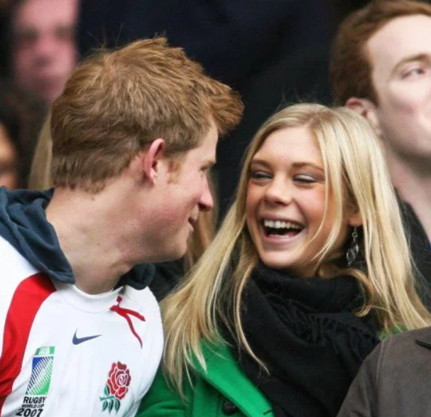 "Prince Harry and ex Chelsy Davy ""had tearful final phone call before royal?wedding"""