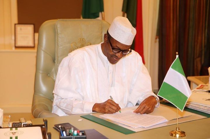 Buhari appoints new heads of four agencies