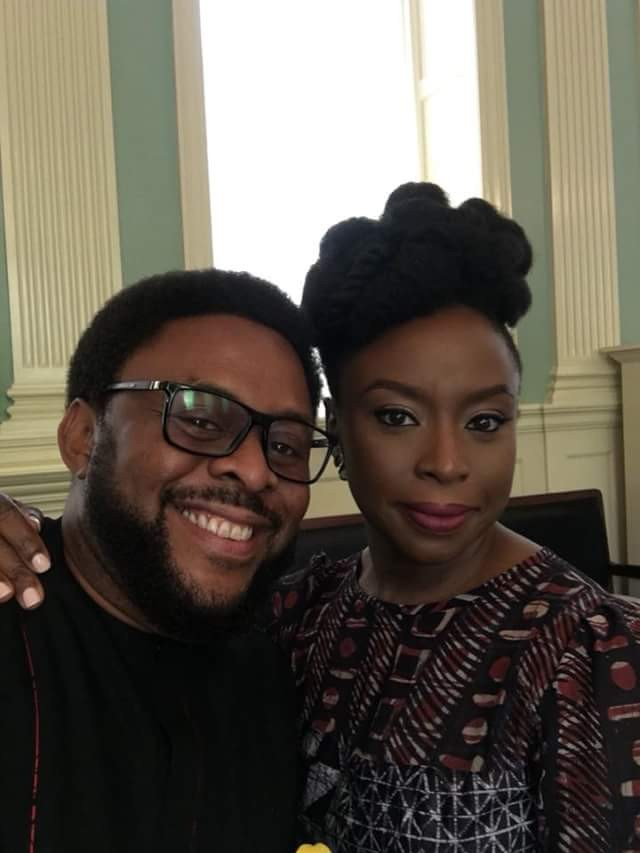Photos: Chimamanda Ngozi Adichie addresses Harvard College graduating seniors on Class Day