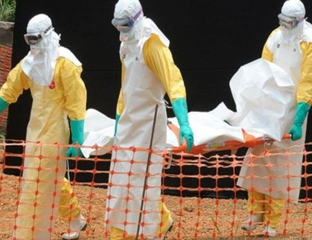 Catholic priest infected with Ebola in Congo
