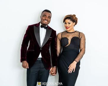 Ex-MBGN Iheoma Nnadi & footballer Emmanuel Emenike are getting married this weekend (pre-wedding photos)