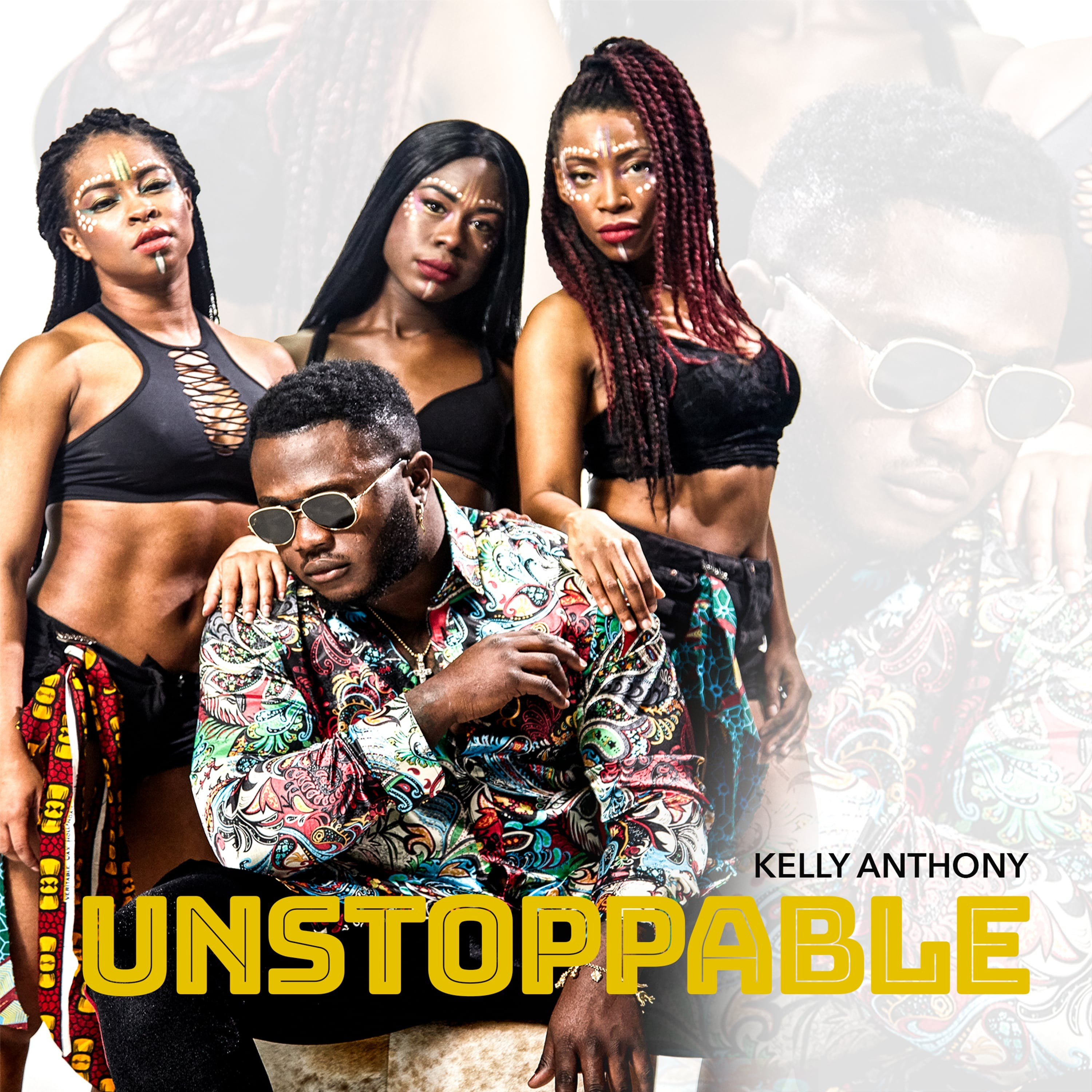 Kelly Anthony - Unstoppable | Video+ Audio