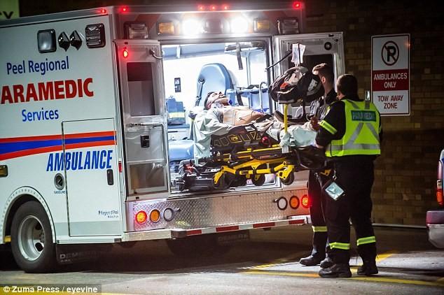 Bomb blast in Toronto restaurant injures 15; hunt on for 2 suspects who detonated bomb