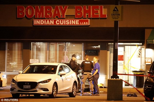 Bomb blast in Toronto restaurant injures 15; hunt on for 2 suspects who detonated bomb