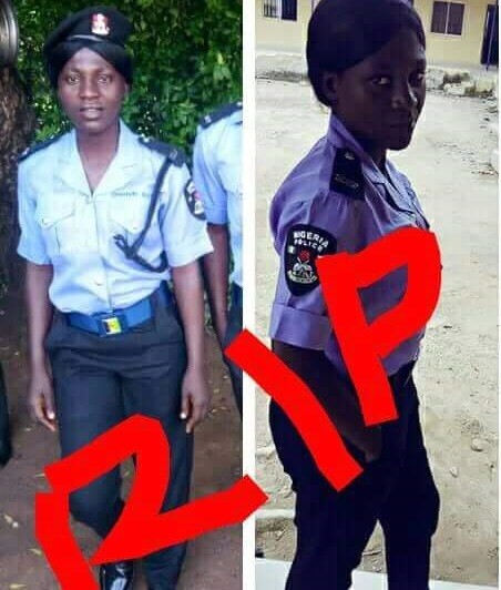 """I embark on back to sender prayer for you"" - Policewoman curses mischievous persons that declared her dead on Facebook"