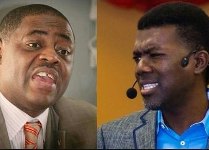 Beef over? Reno Omokri congratulates Femi Fani-Kayode on his new triplet two months after they dragged each other on Twitter
