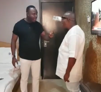 Veteran actor Adebayo Salami