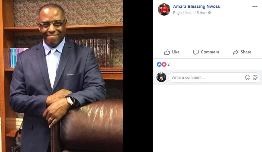 Looks like relationship expert, Amara Blessing Nwosu,  has remarried! (photos)