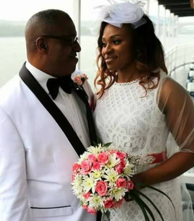 Looks like relationship expert, Amara Blessing Nwosu,  has remarried! (photos)