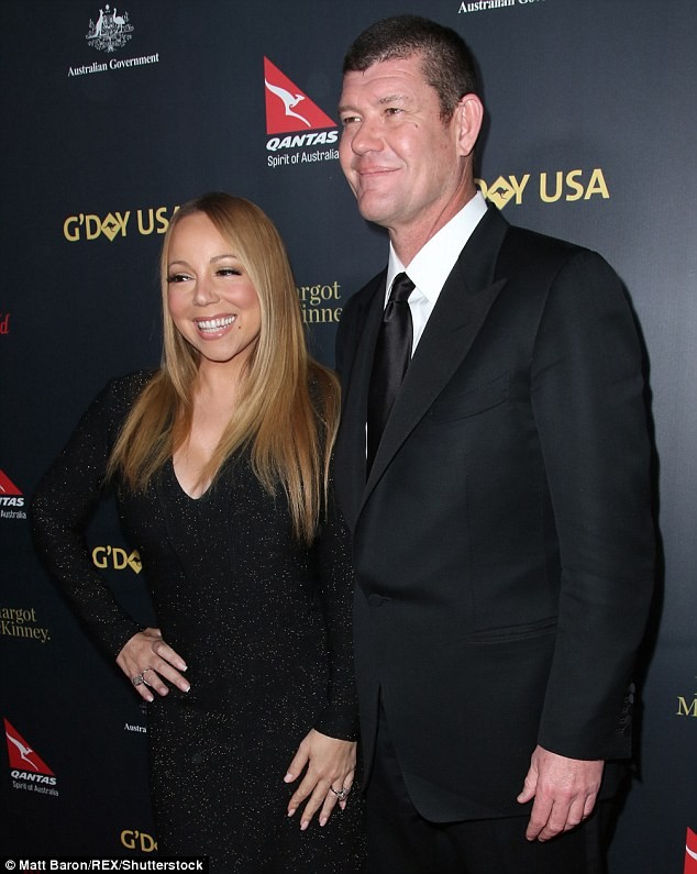 Mariah Carey sells her $13.2m engagement ring from ex-fianc? James Packer for $2.78m