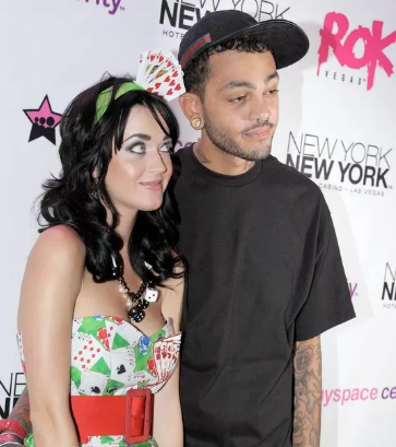 Remember superstar Travis McCoy who dated Katy Perry? See what drug addiction has done to him now (photo)