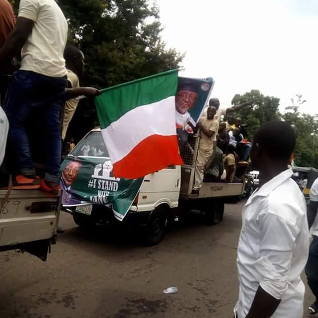 Two youths allegedly killed, others wounded while celebrating release of former Plateau State governor, Jonah Jang