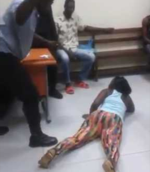 Pastor gives lady 48 strokes of cane in order to get husband in Enugu