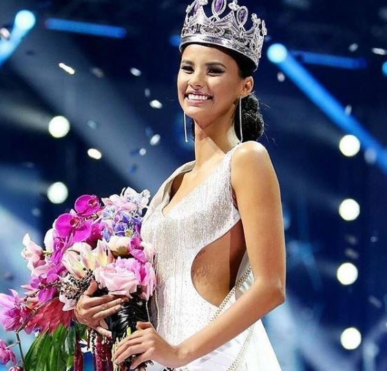 Photo: 23-year old?Tamaryn Green crowned Miss South Africa 2018