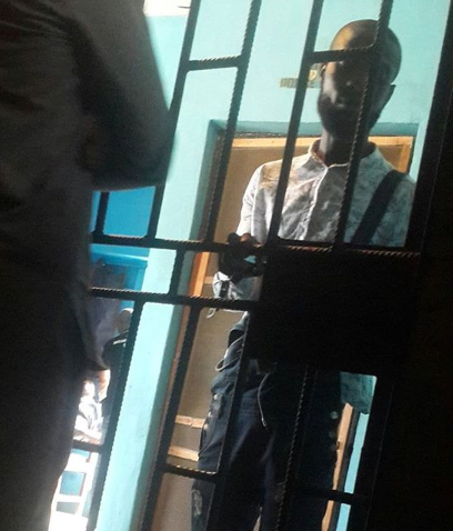 Hairstylist demands for justice after he was arrested by Lagos police because he looked gay and effeminate (photos)