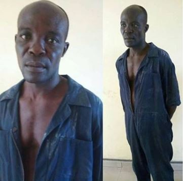41-year old father remanded in prison for defiling his 4 daughters in Port Harcourt