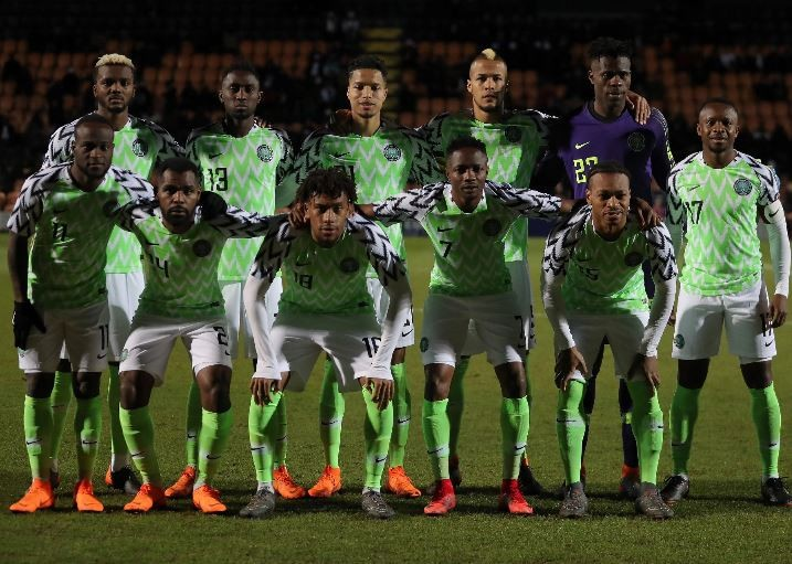 Super Eagles squad to meet President Buhari in Abuja today