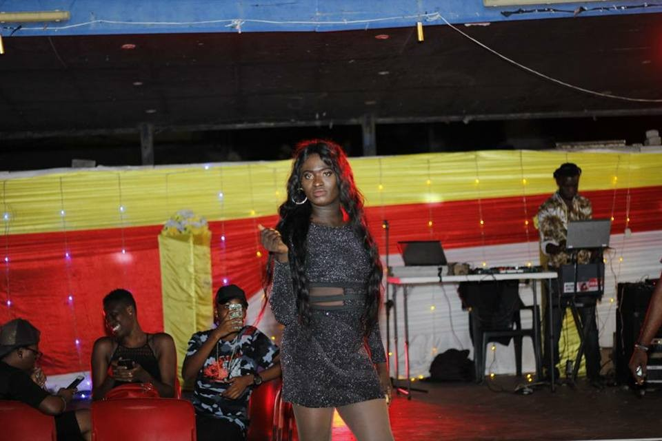 See the glitz and glamour from the annual gay/drag party in Ghana(Photos/Video)