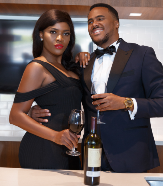 Nollywood actor, Michael Okon set to wed, see his pre-wedding photos