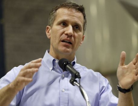 Sex scandal forces?Missouri governor Eric Greitens to resign