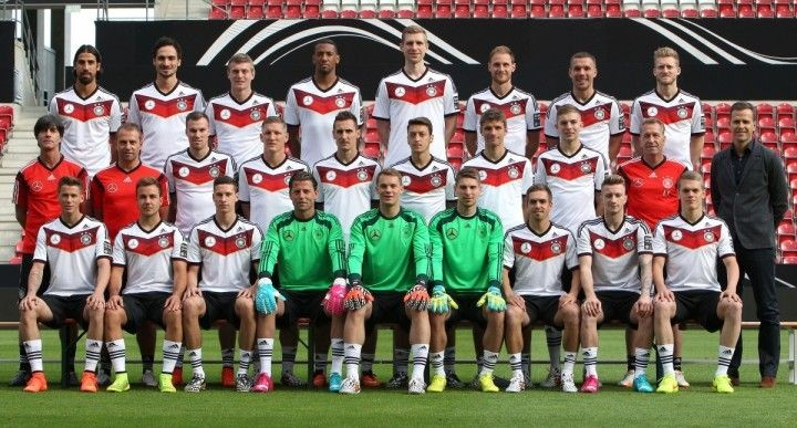 German players banned from having sex during upcoming World Cup tournament in Russia?