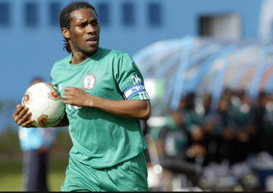 Okocha named in FIFA legends squad ahead of 2018 World Cup?