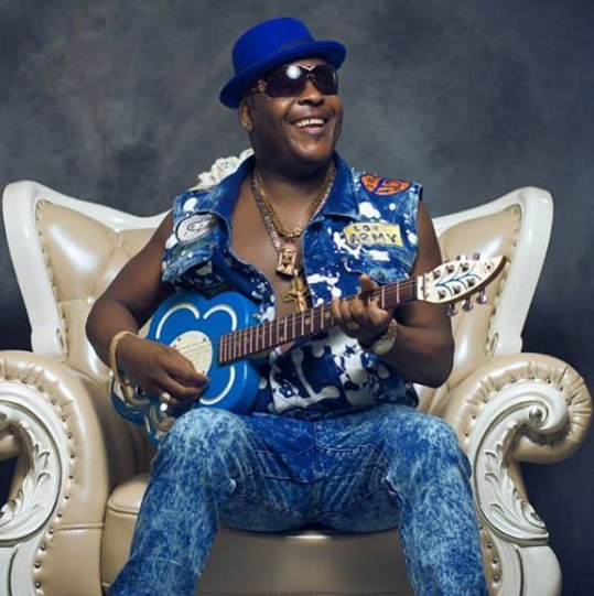 Singer, Sir Shina Peters, shares new photos as he turns 60 today