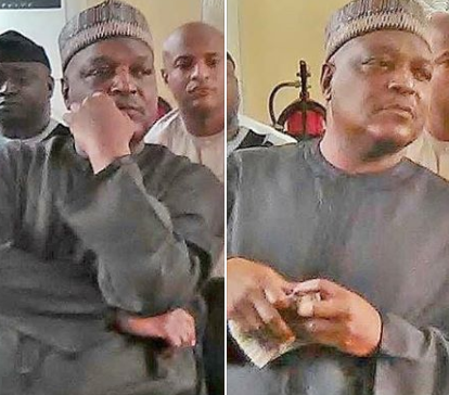 Oh dear! N1.6bn fraud: Ex-Taraba governor, Jolly Nyame, sentenced to 14 years imprisonment without fine (photos)