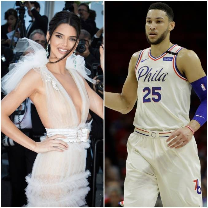 Kendall Jenner is reportedly dating another NBA Player, Ben Simmons