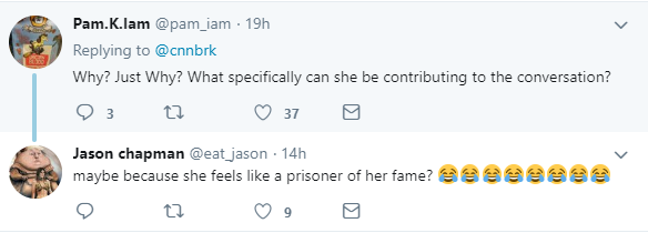 Americans react to Kim Kardashian