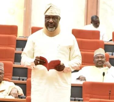Dino Melaye rebukes President Buhari over his