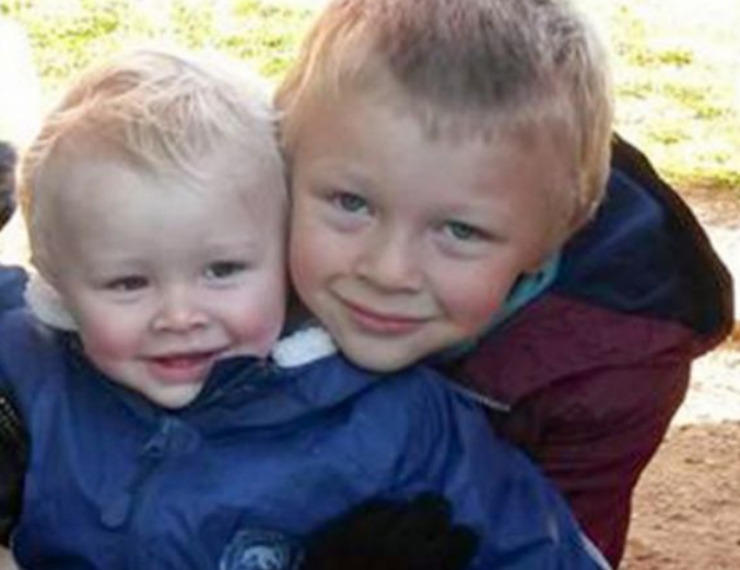 Heartbroken dad who lost his two young sons in hit-and-run by drugged driver hanged himself in hotel room