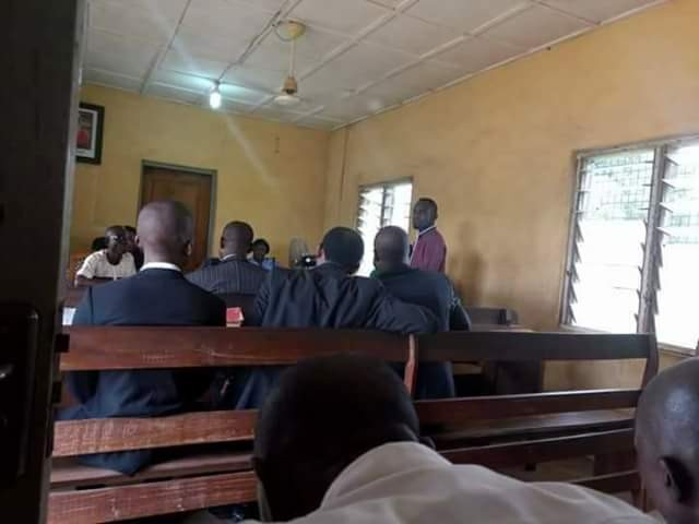 Injurious Publication: Facebook user pleads guilty to lying in Court after alleging Governor Ortom