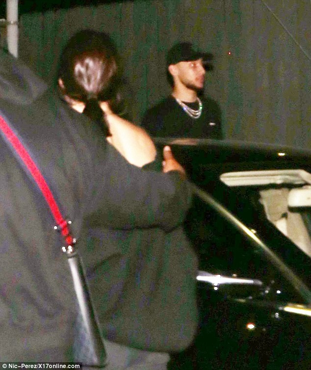 Kendall Jenner and rumoured new beau Ben Simmons spotted heading to a hotel after partying together (Photos)